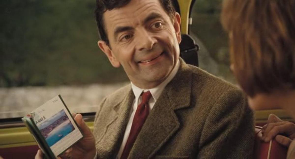 Les Vacances de Mr. Bean : Photo Rowan Atkinson
