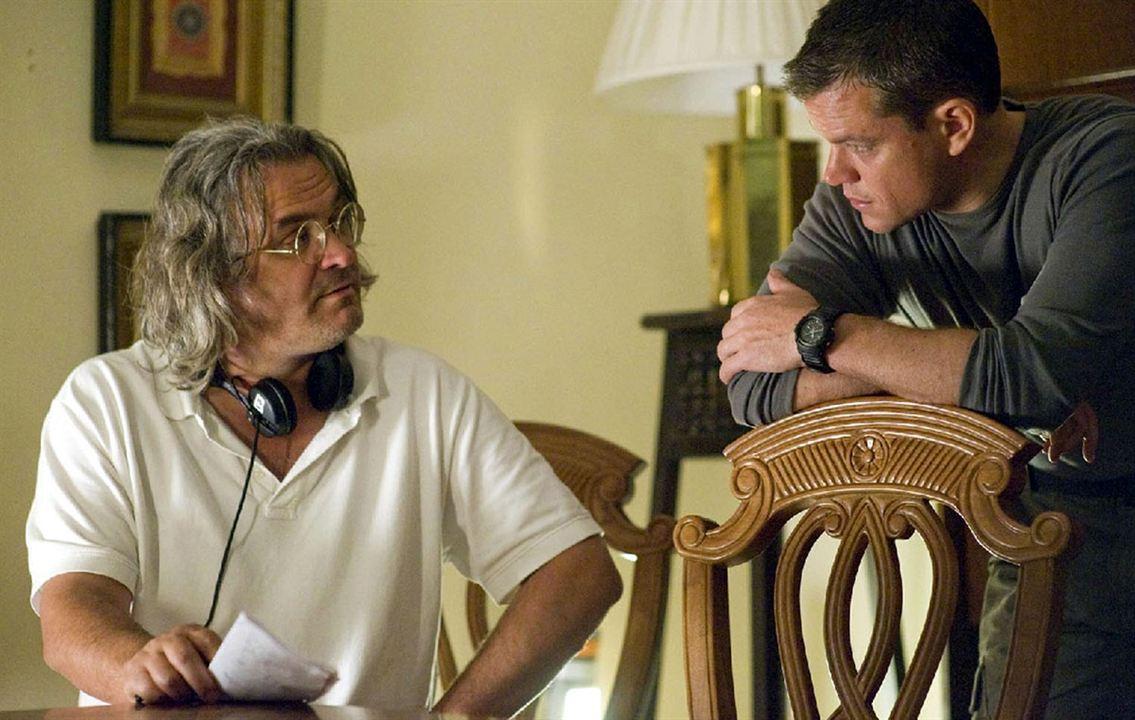 Green Zone : Photo Matt Damon, Paul Greengrass