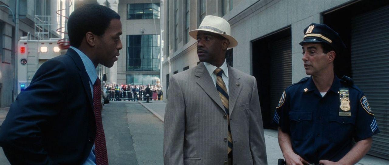 Inside Man - l'homme de l'intérieur : Photo Denzel Washington, Spike Lee