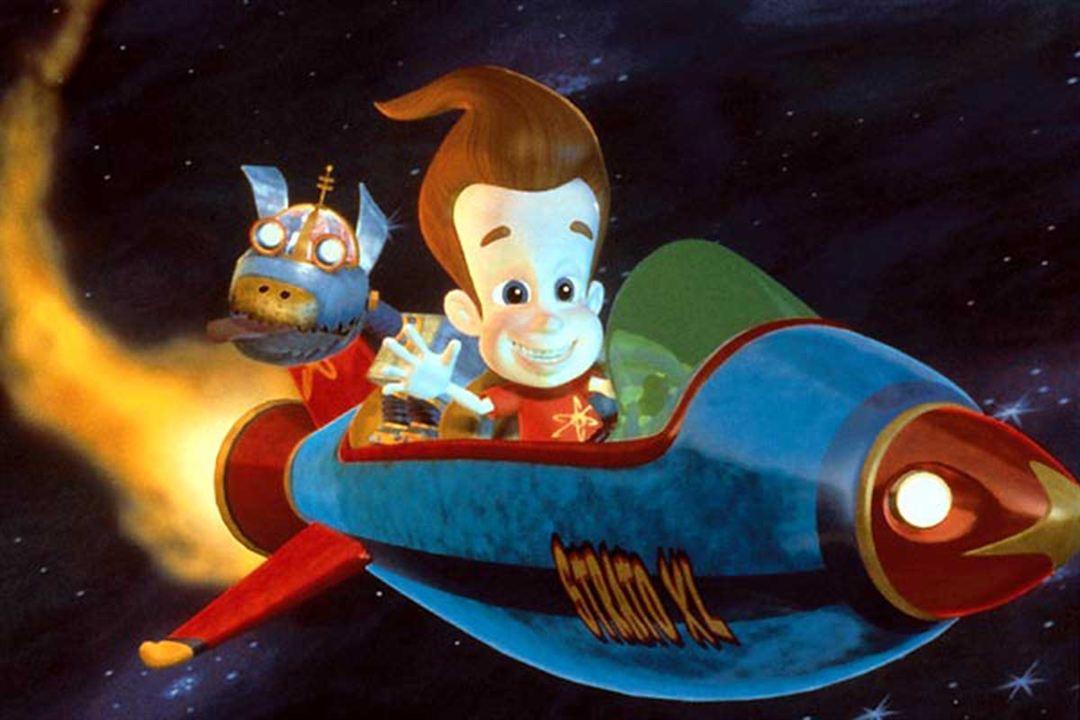 Jimmy Neutron : un garçon génial : Photo