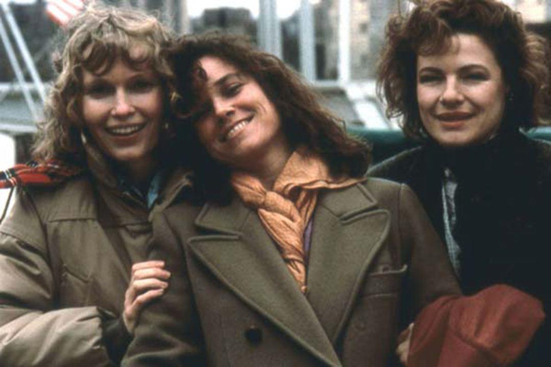 Hannah et ses soeurs : Photo Barbara Hershey, Dianne Wiest, Mia Farrow, Woody Allen
