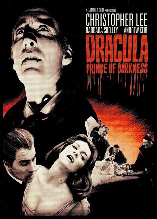Dracula, prince des ténèbres : Affiche