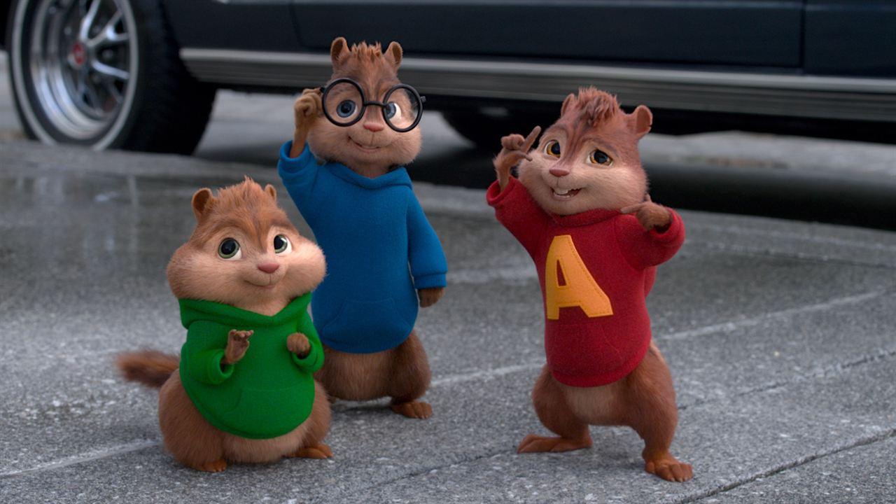 Alvin et les Chipmunks - A fond la caisse : Photo