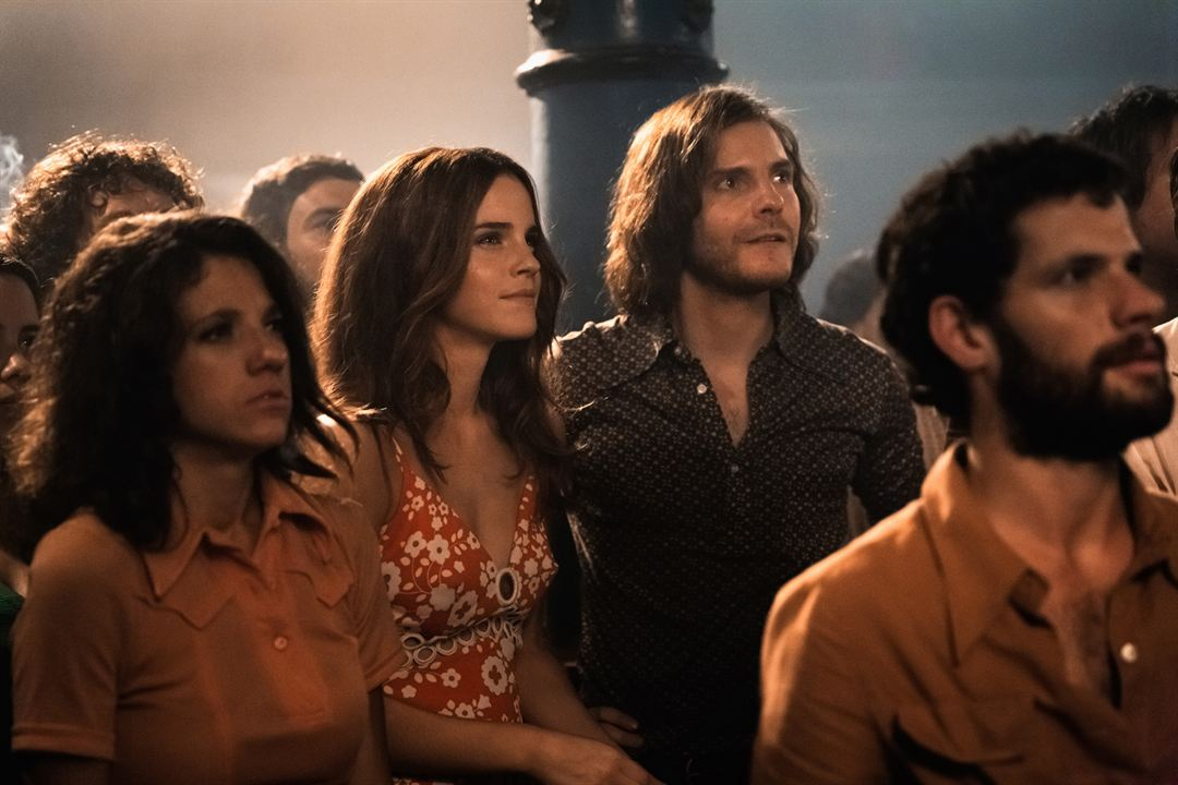 Colonia : Photo Daniel Brühl, Emma Watson