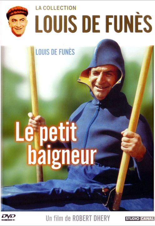 Le Petit Baigneur : Affiche