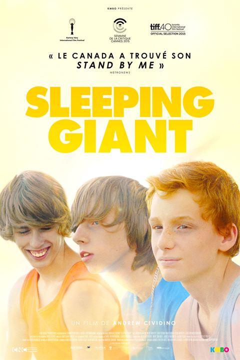 Sleeping Giant : Affiche