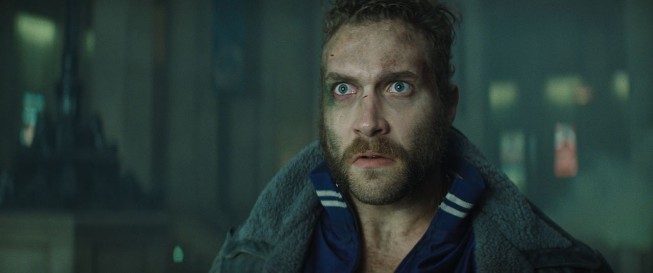 Suicide Squad : Photo Jai Courtney
