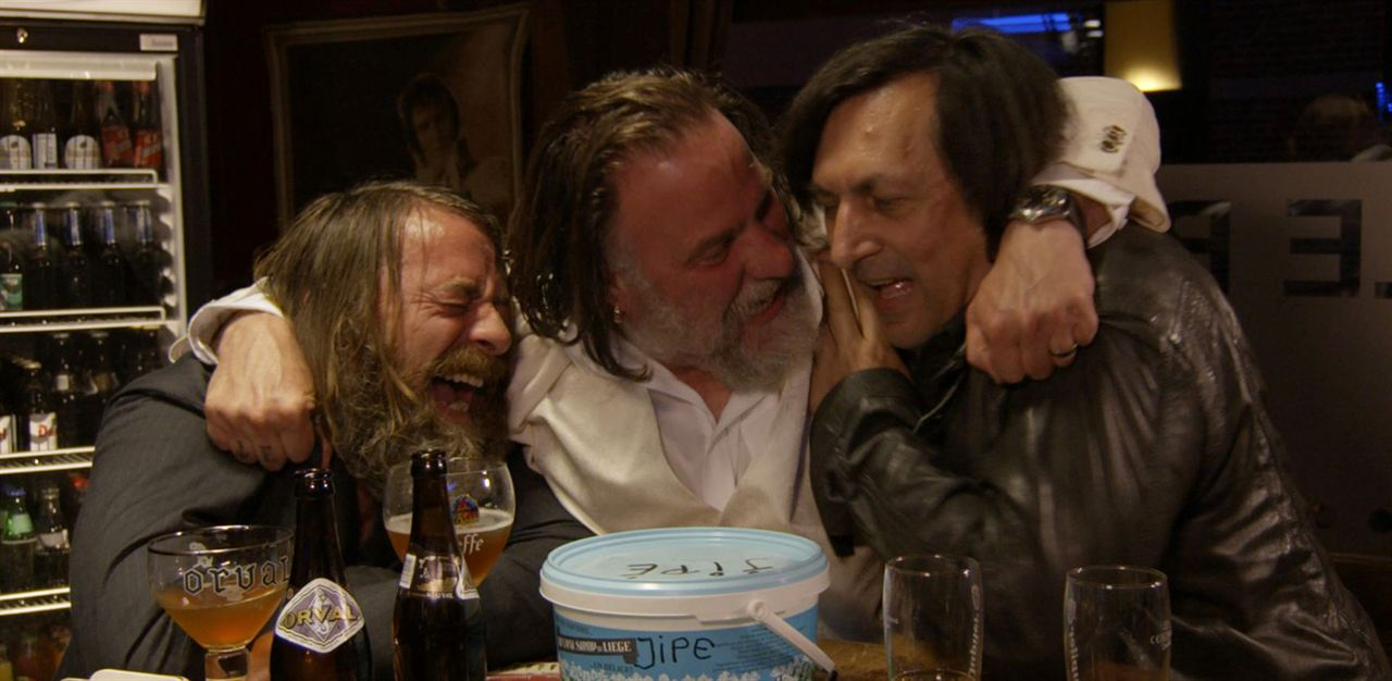 Je suis mort mais j'ai des amis : Photo Bouli Lanners, Serge Riaboukine, Wim Willaert
