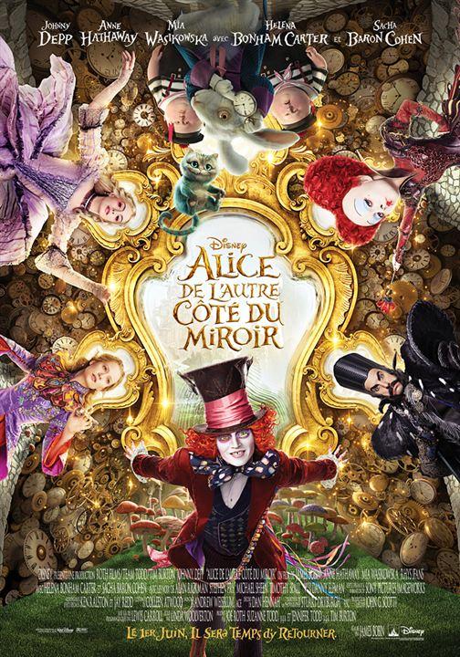 Alice de l'autre côté du miroir - TRUEFRENCH HDTC MD