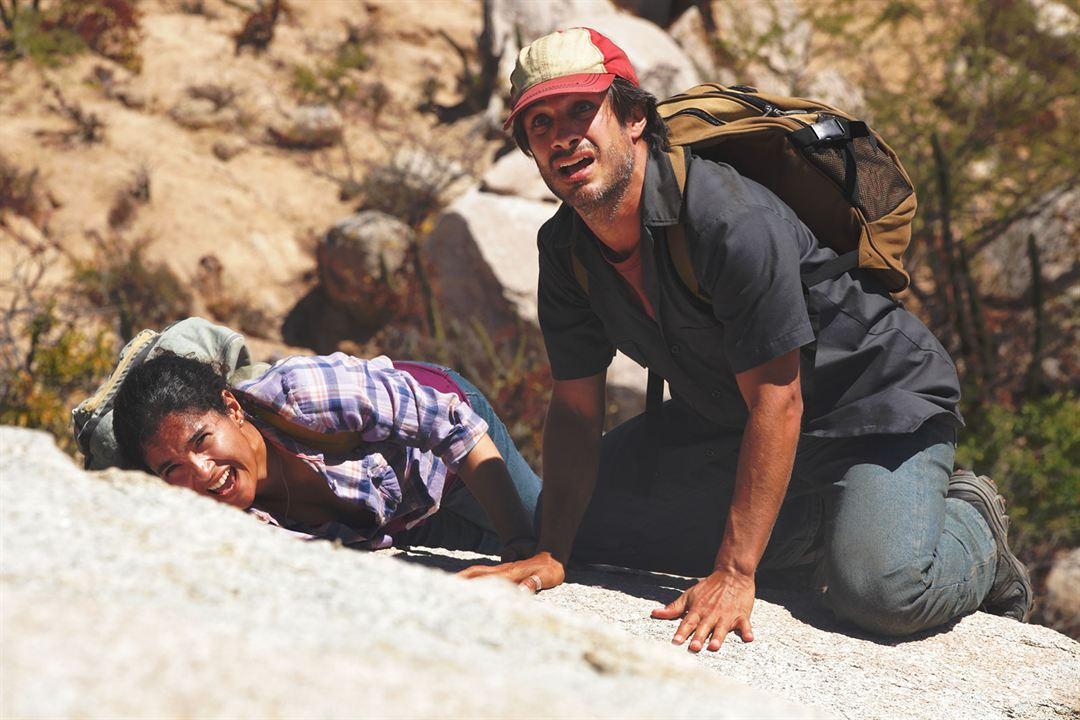 Desierto : Photo Alondra Hidalgo, Gael García Bernal