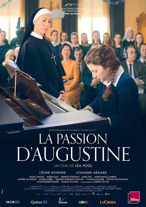 La Passion d'Augustine : Affiche