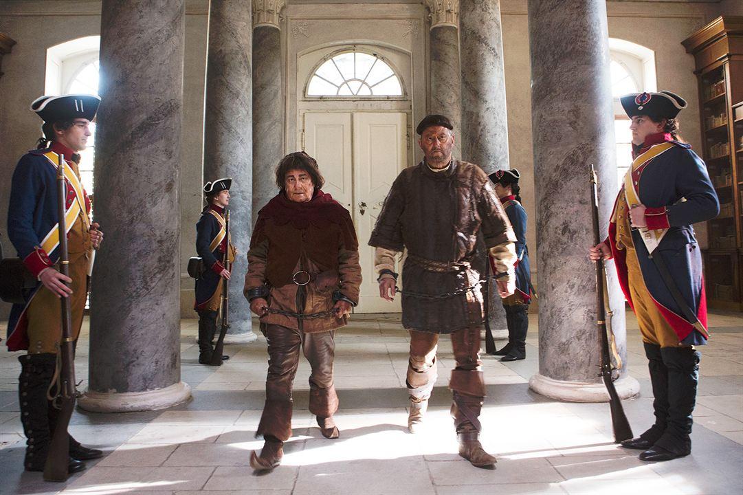 Les Visiteurs - La Révolution : Photo Christian Clavier, Jean Reno