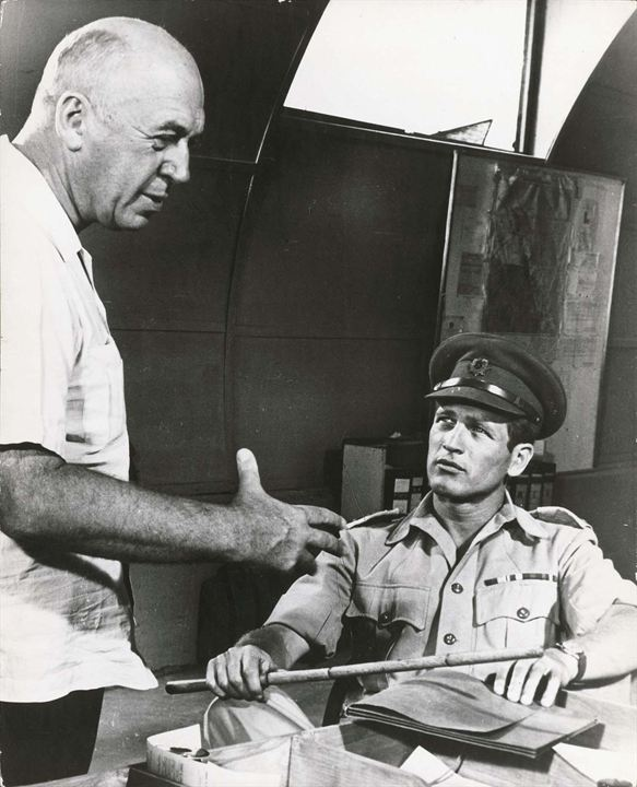 Exodus : Photo Otto Preminger, Paul Newman