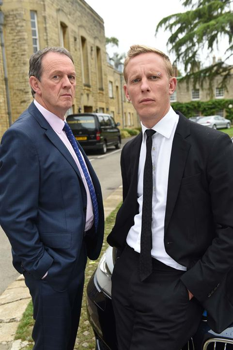 Photo Kevin Whately, Laurence Fox