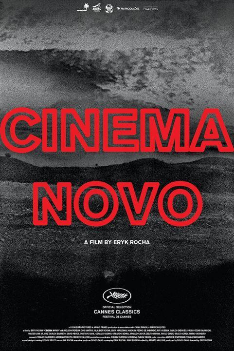 Cinema Novo : Affiche
