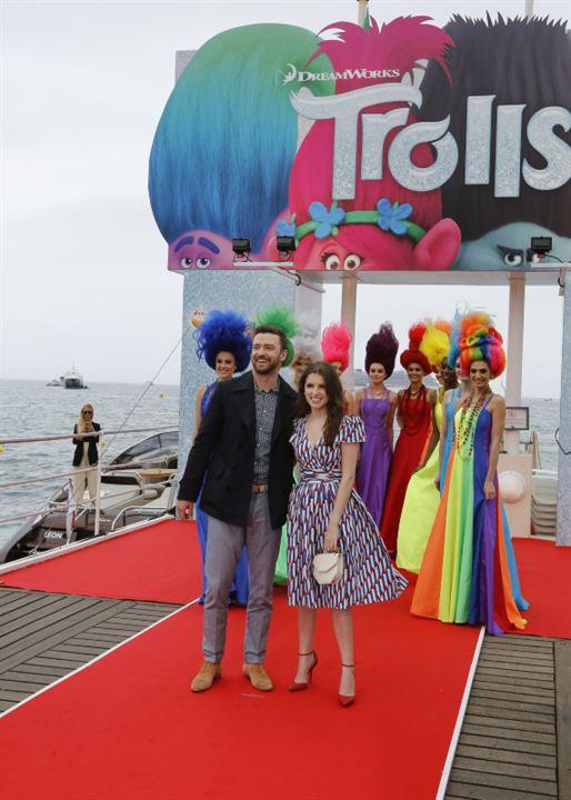 Les Trolls : Photo promotionnelle Anna Kendrick, Justin Timberlake