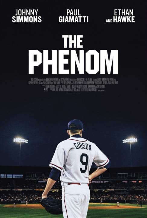 The Phenom : Affiche