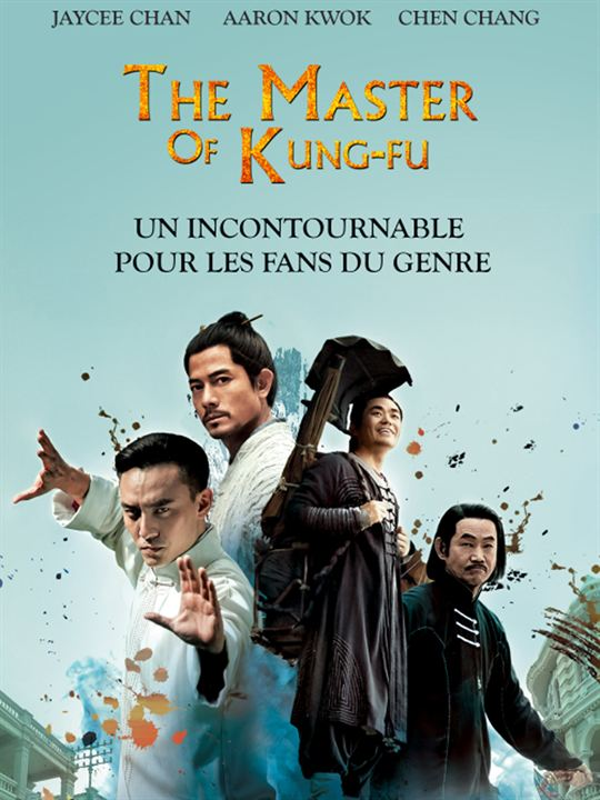 The Master of kung-fu : Affiche