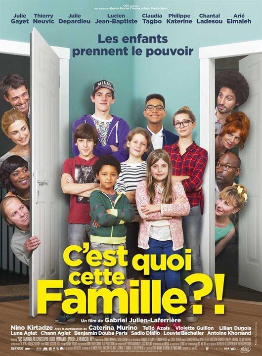 C'est quoi cette famille?!
