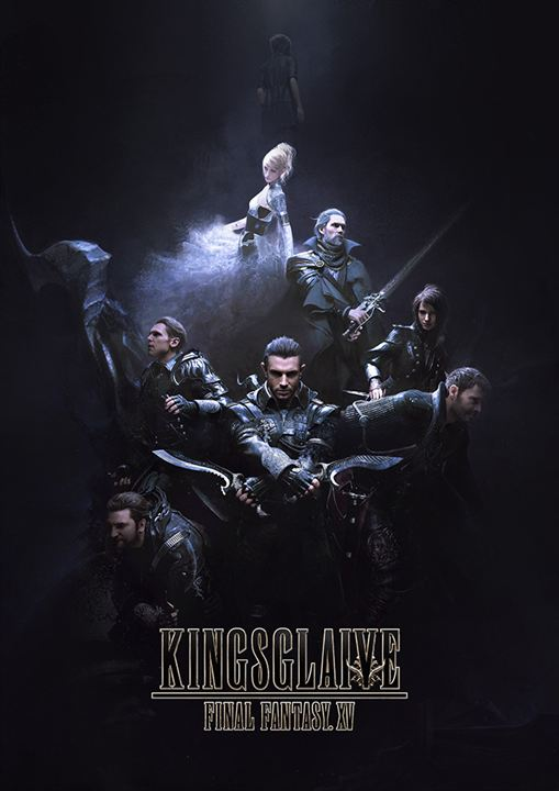 Kingsglaive: Final Fantasy XV : Affiche
