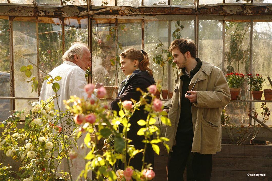Roses à crédit : Photo André Wilms, Grégoire Leprince-Ringuet, Léa Seydoux