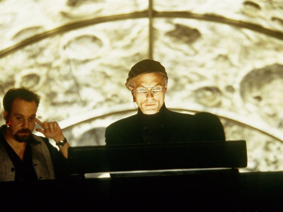The Truman Show : Photo Ed Harris, Paul Giamatti