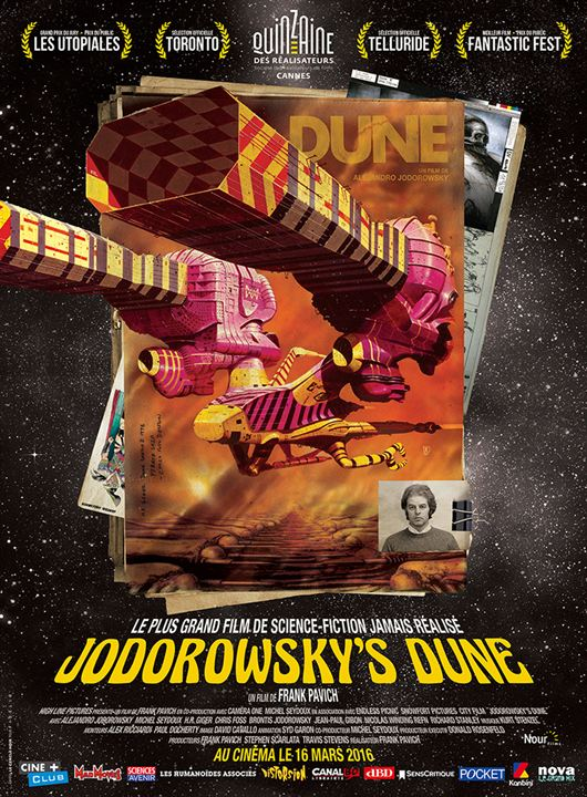 Jodorowsky's Dune : Affiche