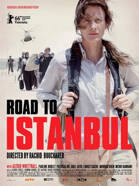 La Route d'Istanbul : Affiche