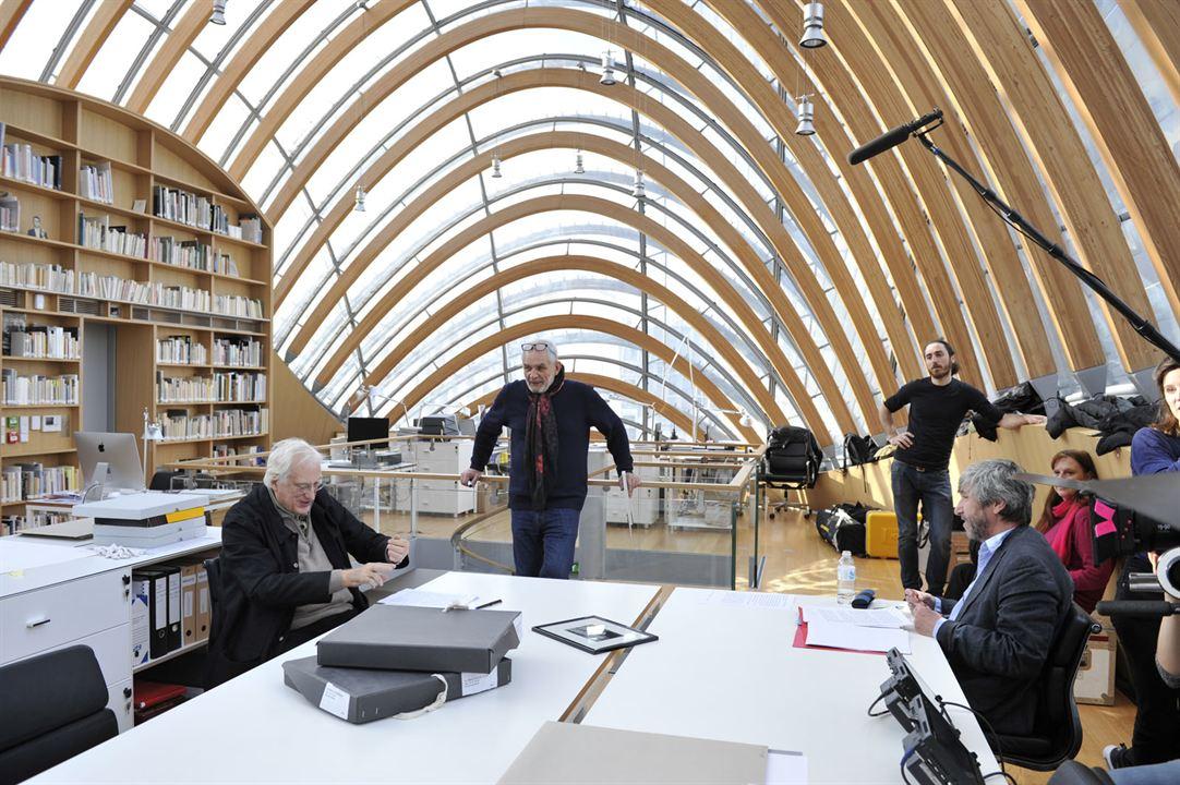 Voyage à travers le cinéma français : Photo Bertrand Tavernier