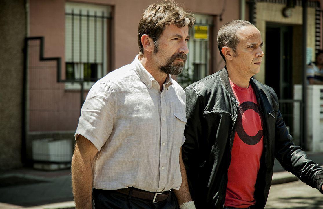 La Colère d'un homme patient : Photo Antonio de la Torre, Luis Callejo