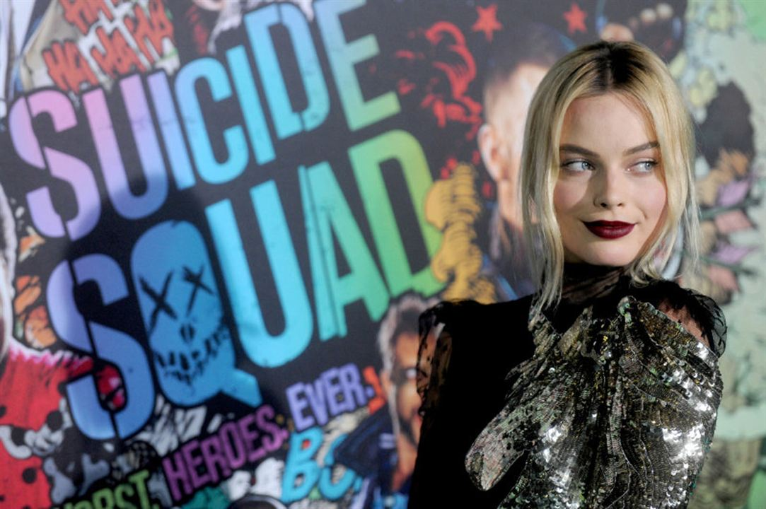 Suicide Squad : Photo promotionnelle Margot Robbie
