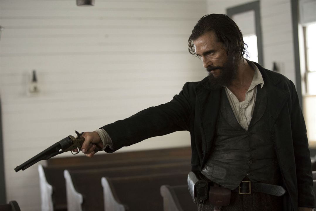 Free State of Jones - Matthew McConaughey