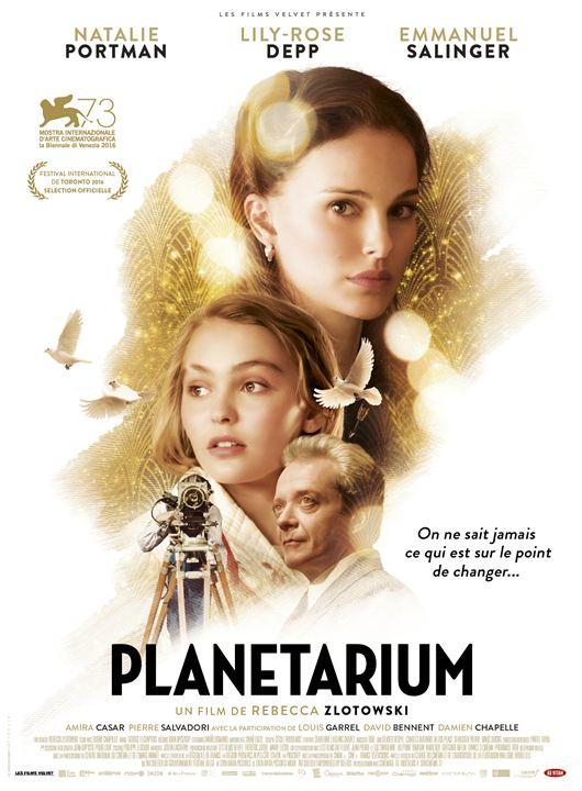 Planétarium : Affiche