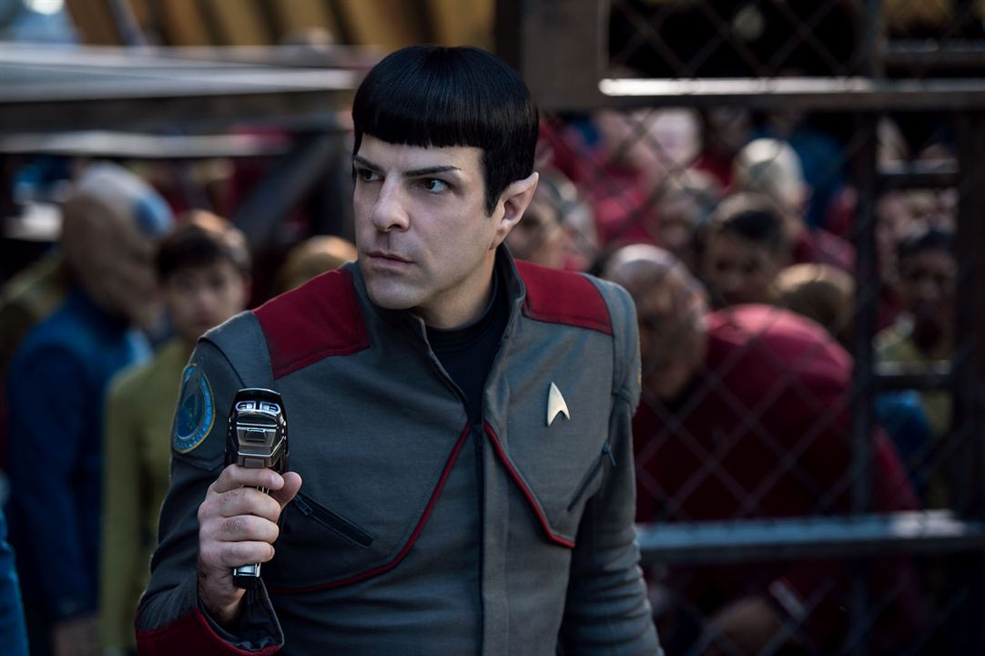 Star Trek Sans limites : Photo Zachary Quinto