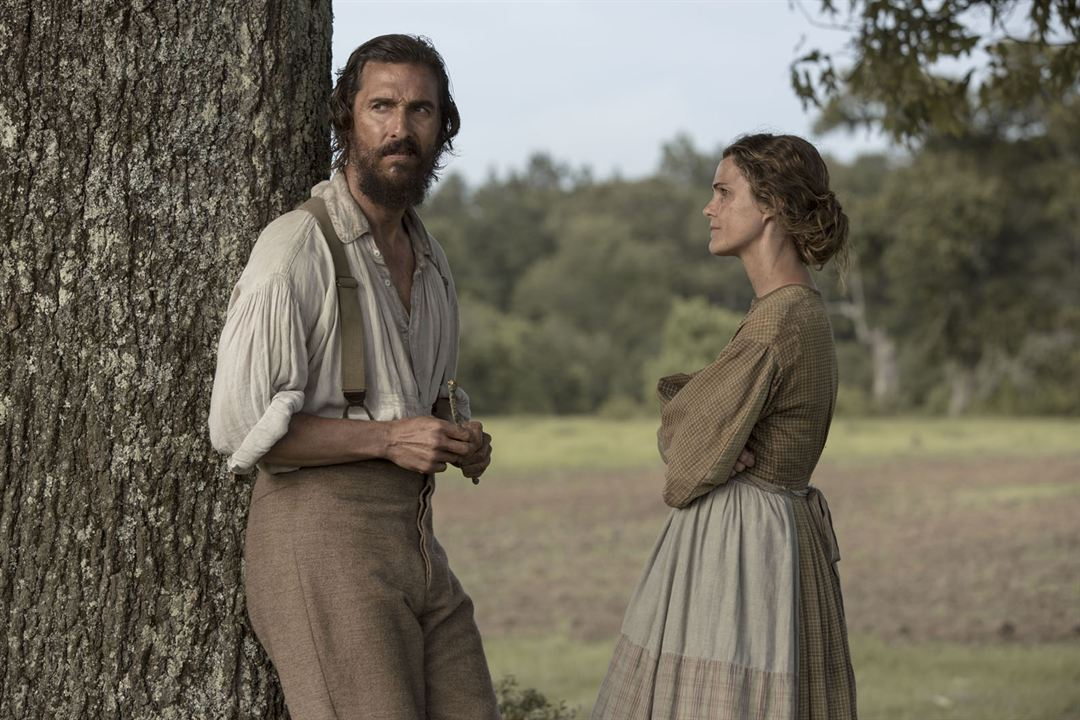 Free State Of Jones : Photo Keri Russell, Matthew McConaughey