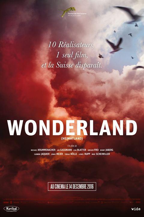 Wonderland : Affiche