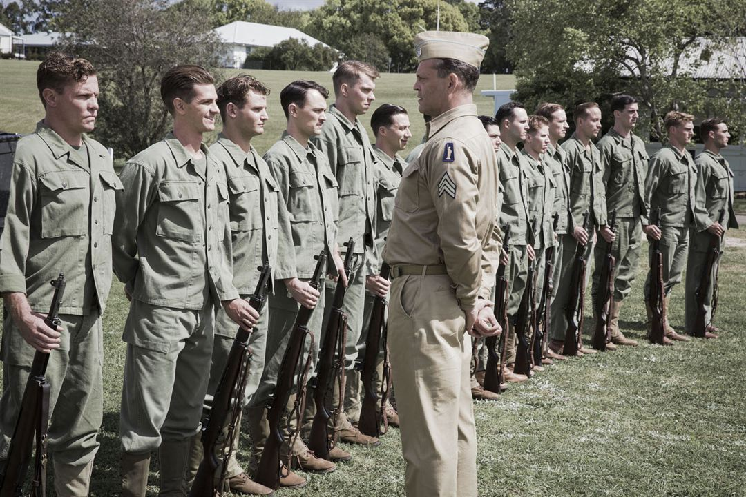 Tu ne tueras point : Photo Andrew Garfield, Vince Vaughn