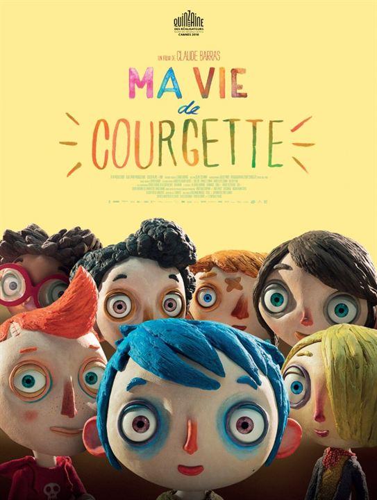 Ma Vie De Courgette : Affiche