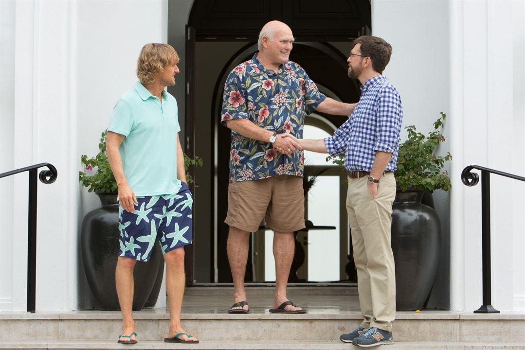 Father Figures : Photo Ed Helms, Owen Wilson, Terry Bradshaw