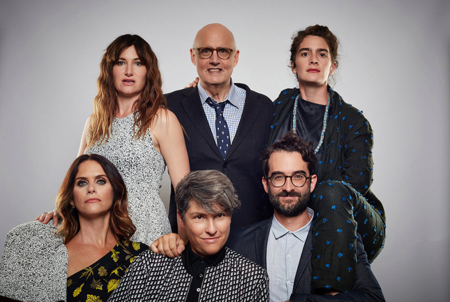 Photo Amy Landecker, Gaby Hoffmann, Jay Duplass, Jeffrey Tambor, Jill Soloway