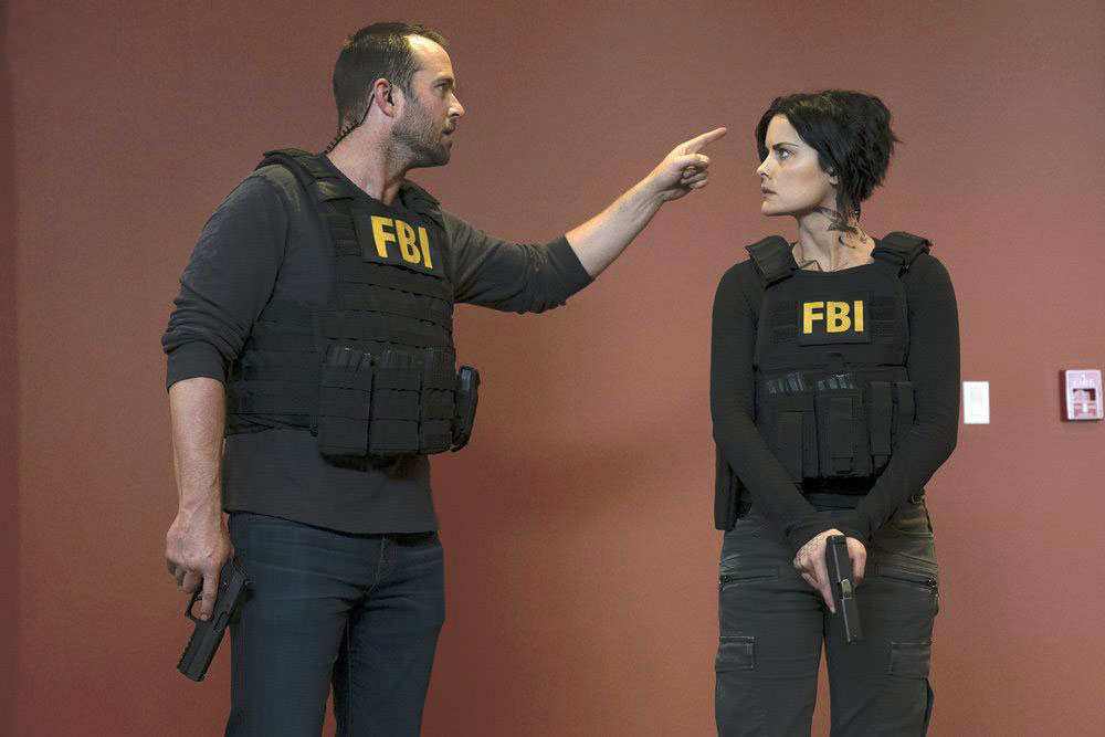 Photo Jaimie Alexander, Sullivan Stapleton