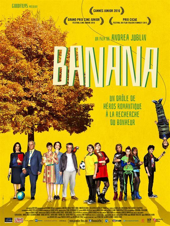 Banana : Affiche