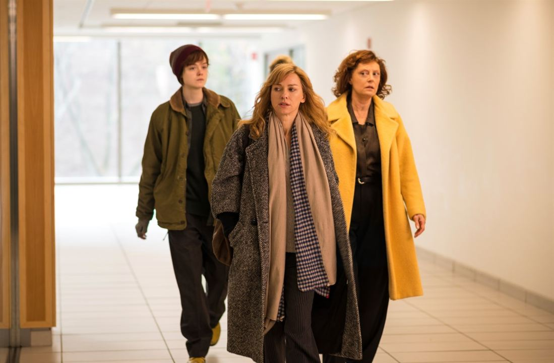 3 Generations : Photo Elle Fanning, Naomi Watts, Susan Sarandon