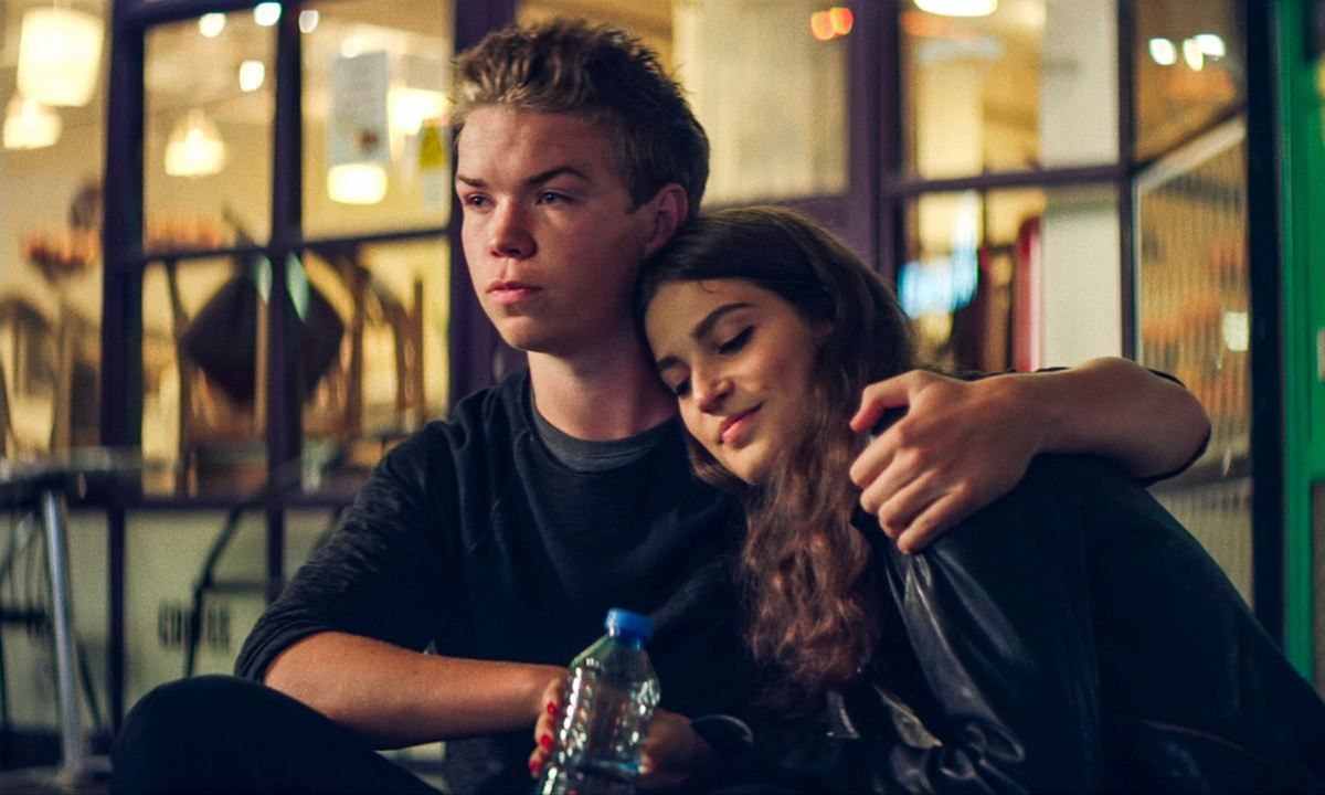 Kids In Love : Photo Alma Jodorowsky, Will Poulter