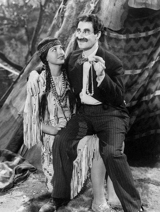 Chercheurs d'or : Photo Groucho Marx