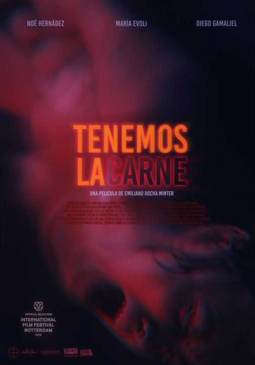 We Are The Flesh : Affiche
