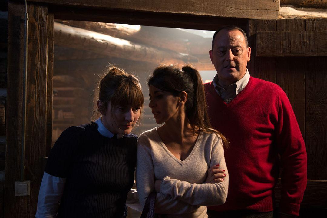 Mes Trésors : Photo Camille Chamoux, Jean Reno, Reem Kherici