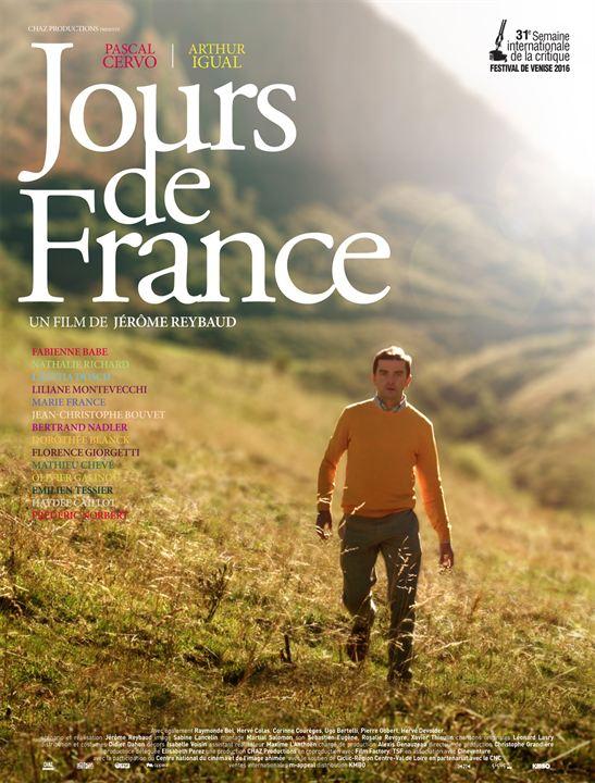Jours de France : Affiche