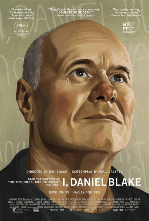 Moi, Daniel Blake : Affiche