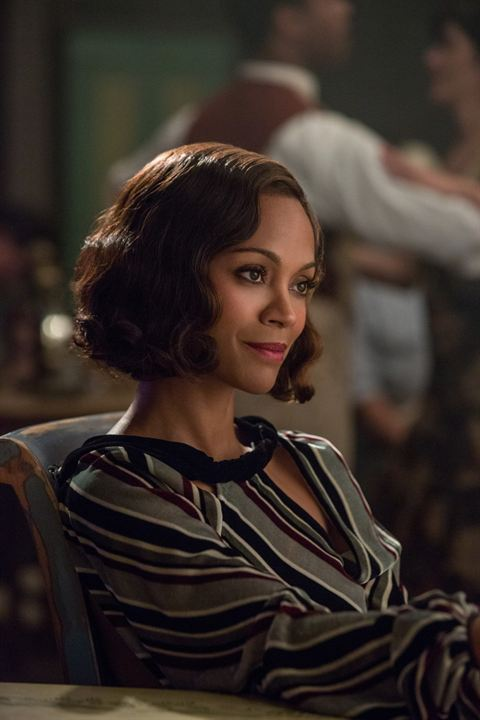 Live By Night : Photo Zoe Saldana